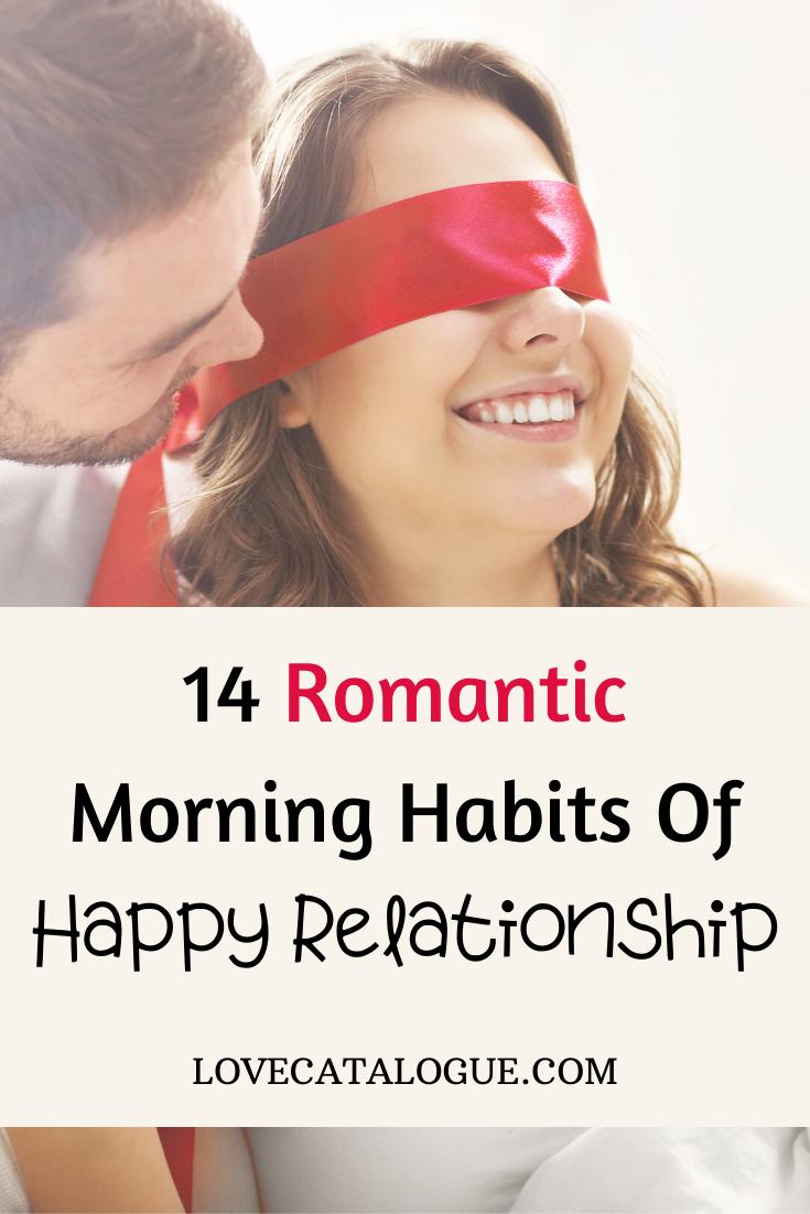 healthy relationship habit