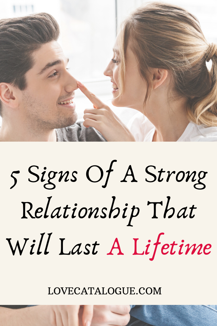 signs of a good relationship partner