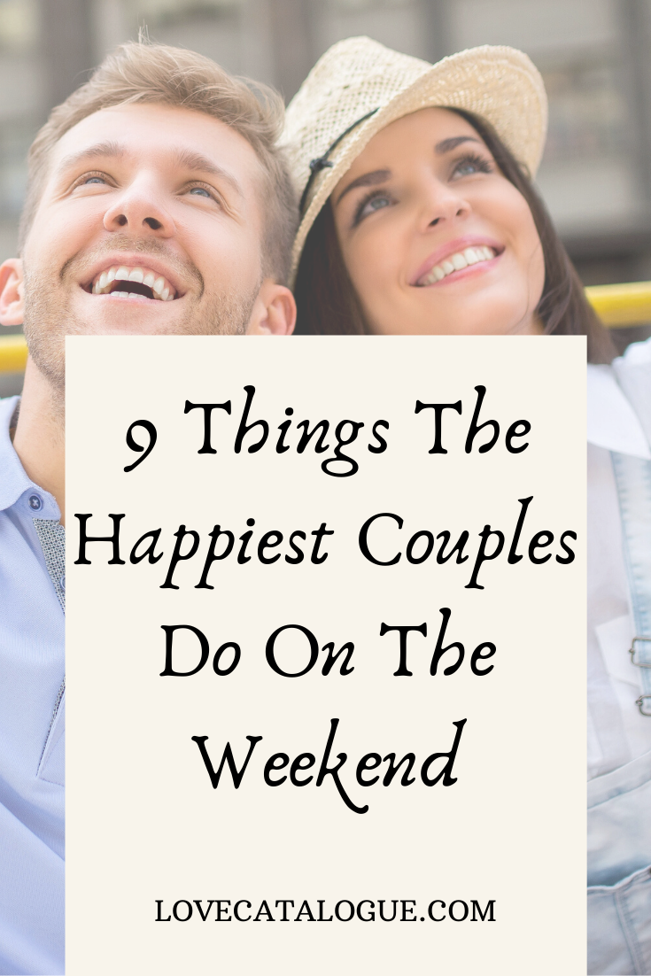things for couples to do when bored
