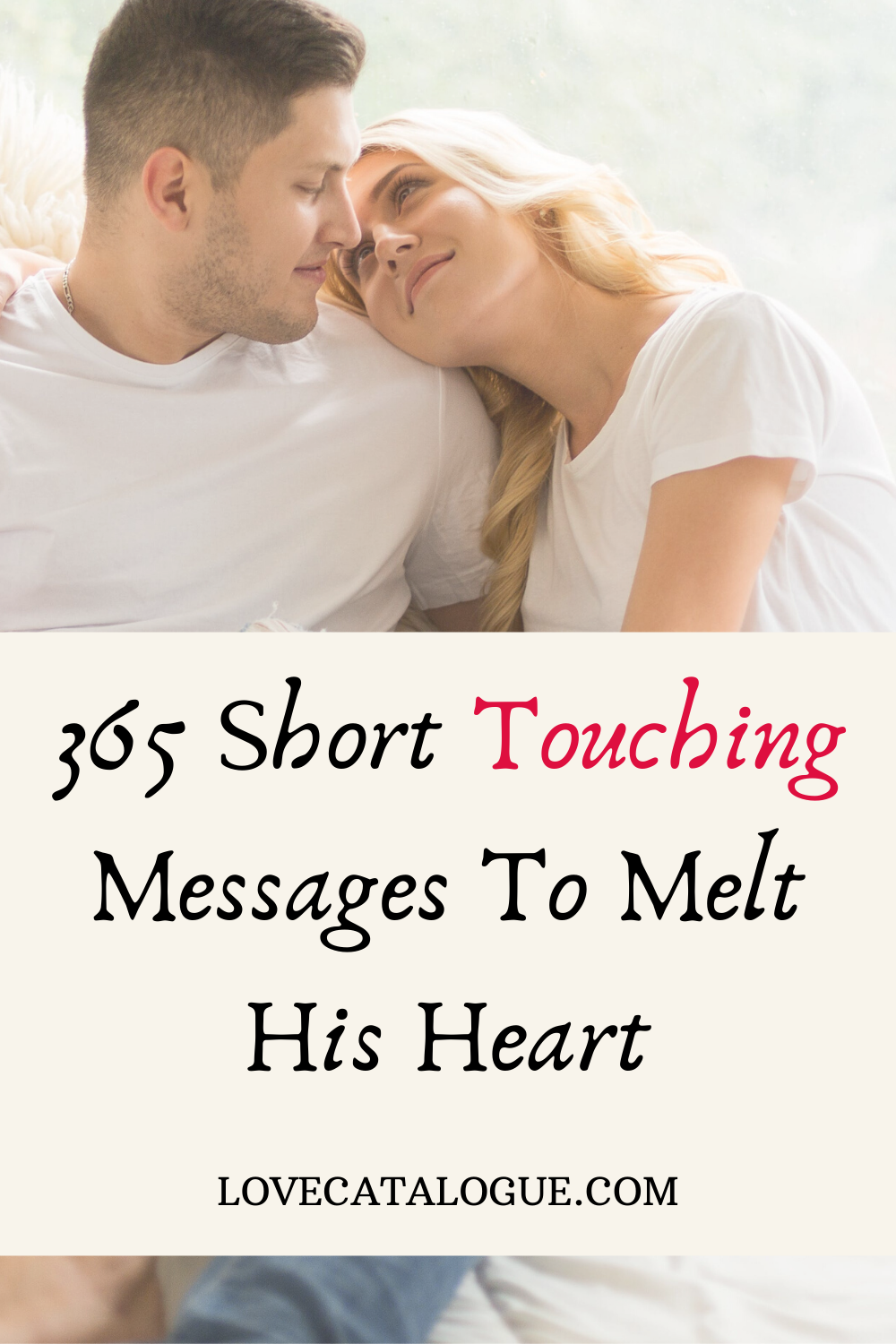inspirational love messages for him