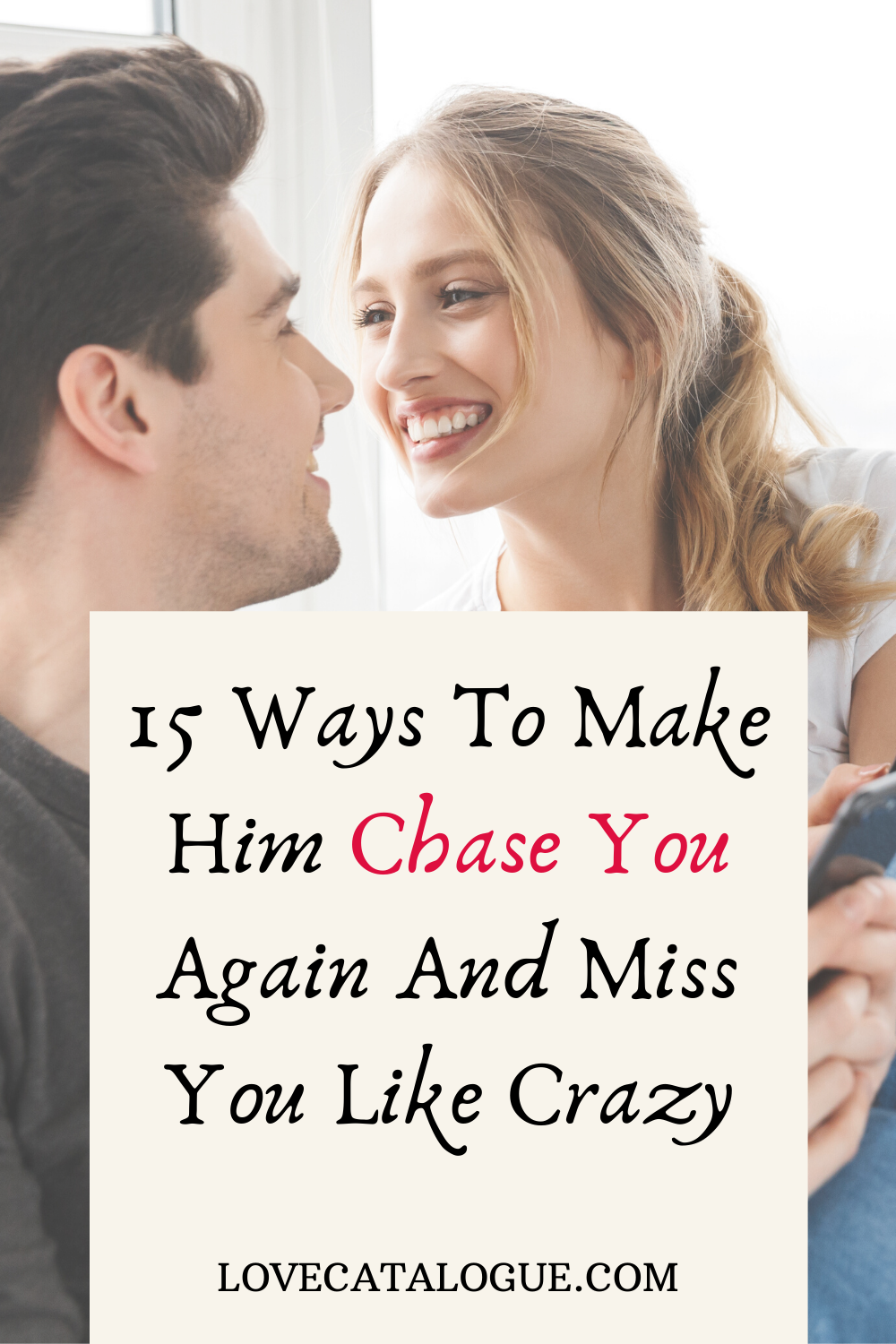 How To Make Him Fall In Love Again After A Breakup by Charles Bill ...