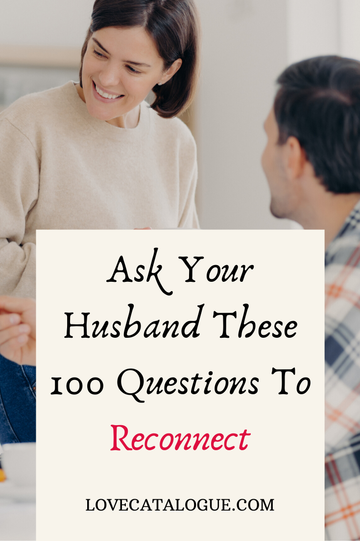 Questions to build trust in a relationship