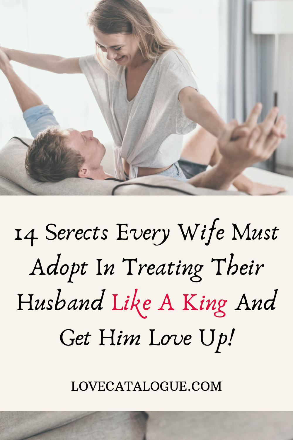 How a wife should treat her husband