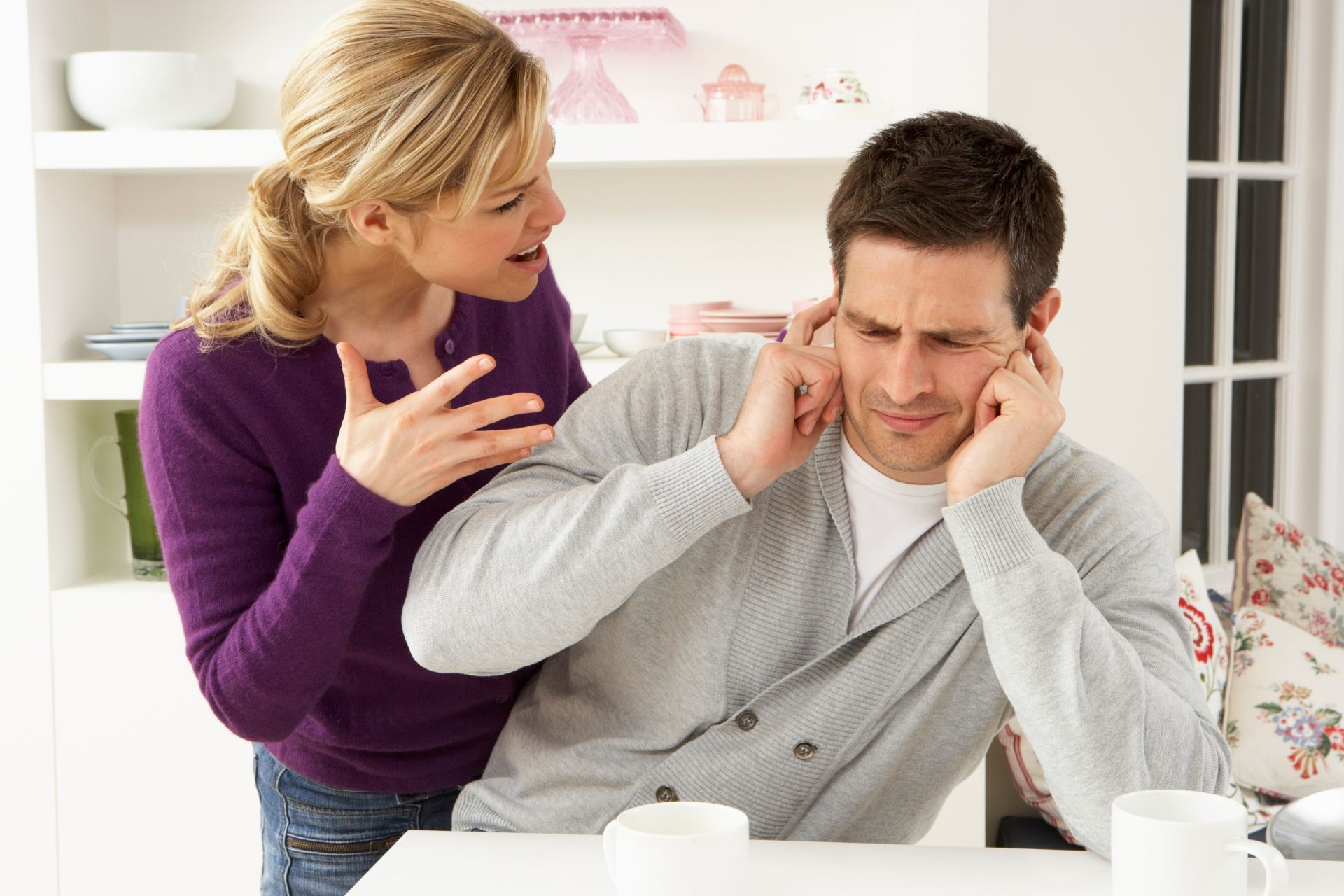 signs of a disrespectful wife