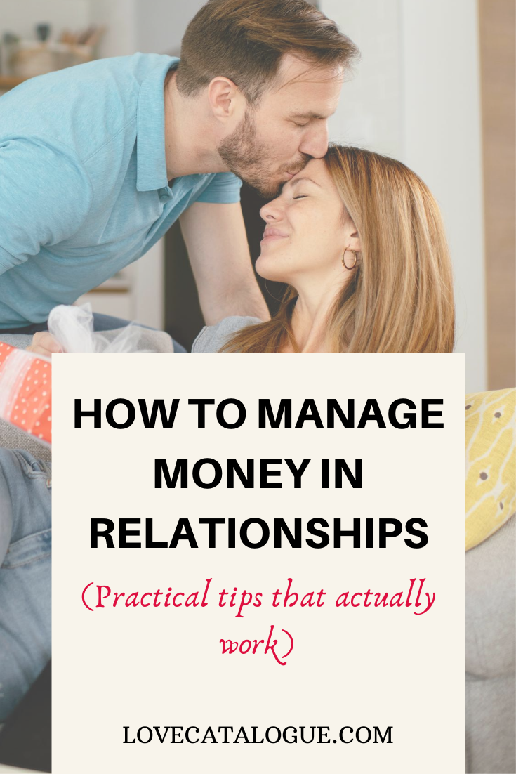 is money important in relationship?