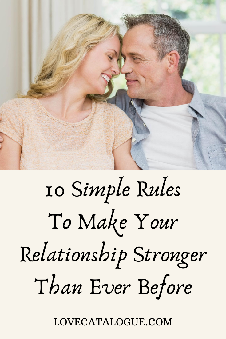strong relationship tips