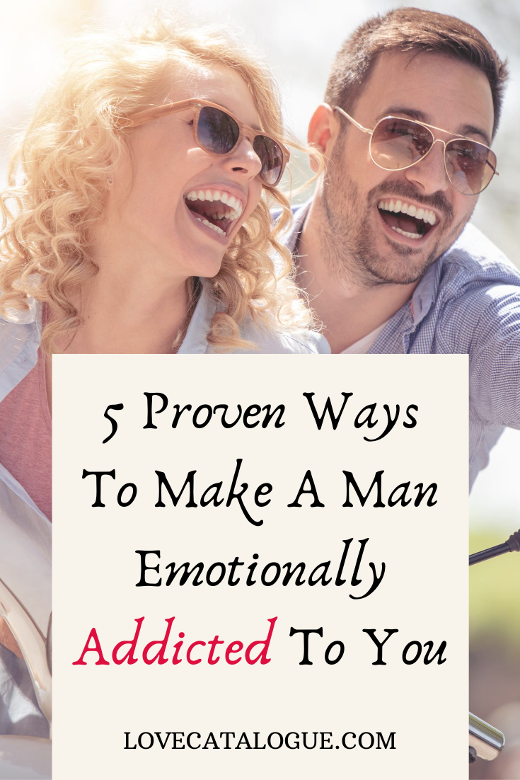 how to make him miss you and commit
