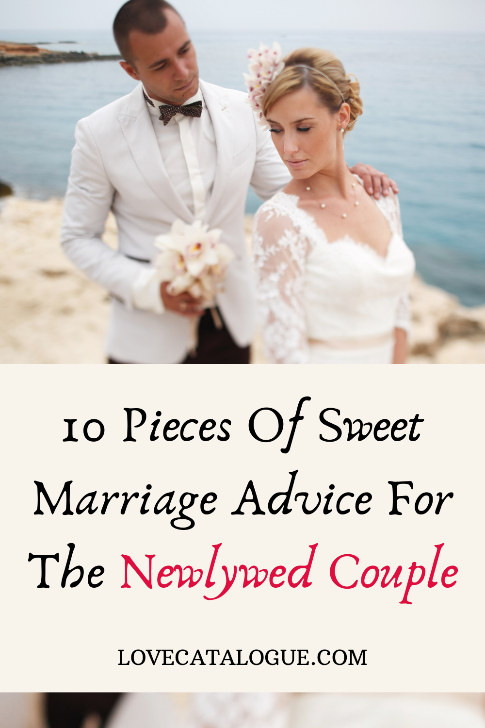 marriage advice for newly weds